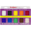 Classic Collection - Sculpey III Polymer Clay Multipack 2oz 10/Pkg