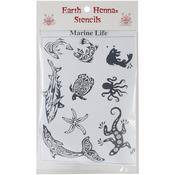 Marine Life - Stencil Transfer Pack