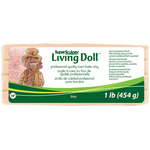 Beige - Super Sculpey Living Doll Clay 1lb