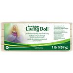Light - Super Sculpey Living Doll Clay 1lb