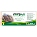 Baby - Super Sculpey Living Doll Clay 1lb