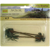 "Palm Tree 4"" To 5"" 3/Pkg"