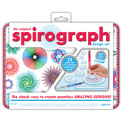Spirograph Design Set W/Tin