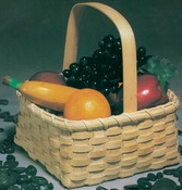 "Market Basket 10""X10""X9"" - Blue Ridge Basket Kits"