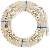 Approximately 90' - Flat Oval Reed 12.7mm 1lb Coil
