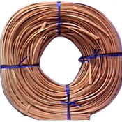 Approximately 275' - Flat Oval Reed 6.35mm 1lb Coil