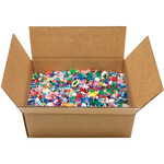 Mixed Plastic Beads 5lb/Pkg