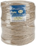 Natural - Craft Designer Jute 5 Ply 6lb 648'