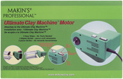 Makin's Professional Ultimate Clay Machine Motor
