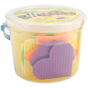 Everyday - Perler Fun Fusion Fuse Bead Bucket