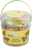 Bead Mania - Perler Fun Fusion Fuse Bead Bucket