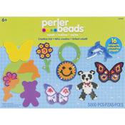 Creative Kid - Perler Fun Fusion Fuse Bead Activity Kit