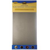 "Silver - Galvanized Steel Sheet 12""X24"""