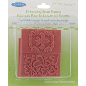Rectangle - Soap Embossing Stamp Assortment