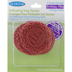 Birthday - Soap Embossing Stamp Assortment