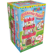 Princess Palace Treasure Box - Sticky Mosaics Kit