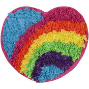 Plush Craft Heart Pillow Kit