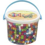 Assorted Colors - Perler BIGGIE Fun Fusion Fuse Bead Bucket
