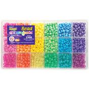 Brights - Bead Extravaganza Bead Box Kit 19.75oz/Pkg