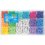 Alphabet - Bead Extravaganza Bead Box Kit 22.4oz/Pkg
