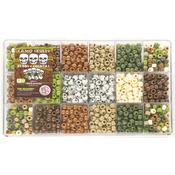 Camo & Skulls - Bead Extravaganza Bead Box Kit 21.5oz/Pkg