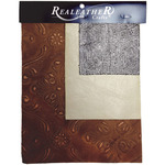 Assorted - Leather Trim Pack 3/Pkg