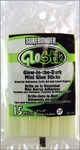 ".28""X4"" 15/Pkg - Glo Stick Mini Glue Sticks"