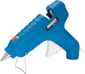 Blue High-Temp Glue Gun