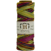 Rainbow - Hemp Variegated Cord Spool 10lb 205'/Pkg