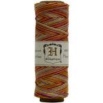 Taffy - Hemp Variegated Cord Spool 10lb 205'/Pkg