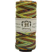Rainbow - Hemp Variegated Cord Spool 20lb 205'/Pkg