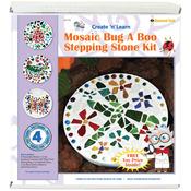 Bug A Boo - Mosaic Stepping Stone Kit