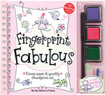 Fingerprint Fabulous Book Kit