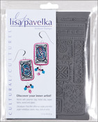 Cultural - Ancient Doodles & Ethnic - Lisa Pavelka Stamp Set