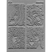 About Face - Lisa Pavelka Individual Texture Stamp