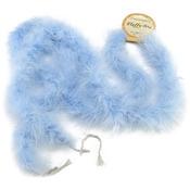"""Light Blue - Marabou Feather Boa 72"""""""