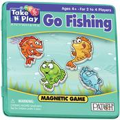 Go Fishing - Take 'N' Play Anywhere Magnetic Game