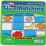 Matching - Take 'N' Play Anywhere Magnetic Game