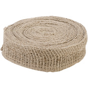 "Natural - Jute Ribbon 2""X10yd"