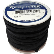 "Black - Latigo Spool .125"" Wide 50' Spool"