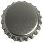 """Chrome - Vintage Collection Standard Bottle Caps 1"""" 50/Pkg"""