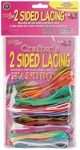 2 Sided - Rex Duo 2 Sided Plastic Lacing 200'
