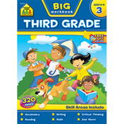 Third Grade - Big Workbook