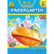 Kindergarten - Big Workbook