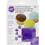 Hearts - Cupcake Decorating Set