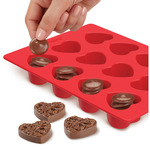 Heart - Candy Melt Stack 'N Melt Candy Mold