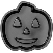 "Jack-O-Lantern Fluted 11""X10.6""X1.6"" - Novelty Cake Pan"