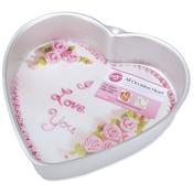 "Heart 9""X2"" - Deep Heart Cake Pan"