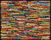 "Pencils - Jigsaw Puzzle 1000 Pieces 24""X30"""