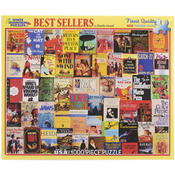"Best Sellers - Jigsaw Puzzle 1000 Pieces 24""X30"""